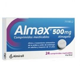 Almax comprimidos