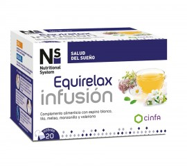 NS equirelax 20 infusiones