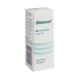 Rhinocort alergia pulverizador