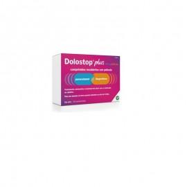 dolostop plus comprimidos ibuprofeno y paracetamol