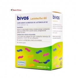 bivos 10 sobres de probióticos