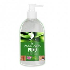 Sanasur gel hidratante aloe vera puro 500 ml