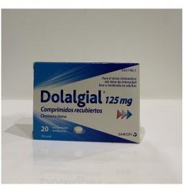 Dolalgial 125 mg Comprimidos recubiertos