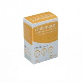 cinfamucol Acetilcisteina Forte 600 10 sobres