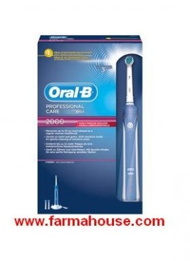 BRUSH ORAL B PROFESSIONAL CARE 2000