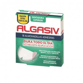 ALGASIV ADHESIVE PADS FIXING UP MOVING THEETH