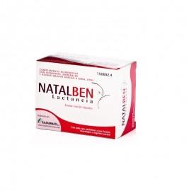 NATALBEN LACTANCIA 60 CAPSULAS DE GELATINA