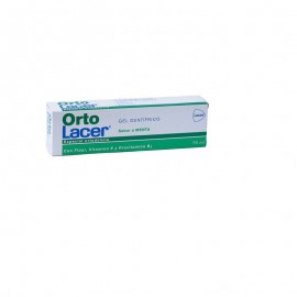 TOOTH PASTE ORTOLACER MINT