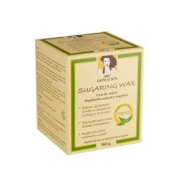 Cera depilatoria de Azcar de Caña sugaring wax 360 g HBC DEPILACION