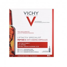 vichy liftactive peptide C Ampollas antiedad 10 unidades