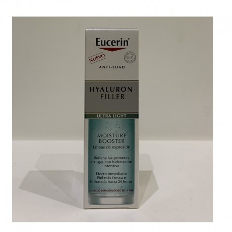 Eucerin hyaluron filler booster antiedad 30 ml
