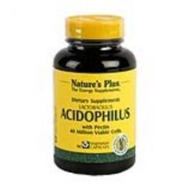 ACIDOPHILUS 90 capsulas Natures plus