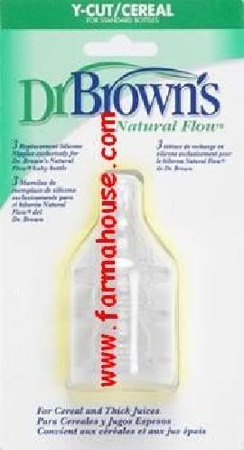 DR BROWN'S TEAT FOR GRAIN 3 UDS