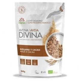 ISWARI AVENA DIVINA avellana-cacao 360gr. BIO