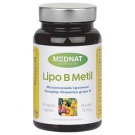 MEDNAT LIPO B METIL (b...