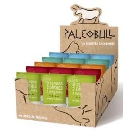 PALEOBULL BARRITAS PACK sabores clasicos caja 15ud