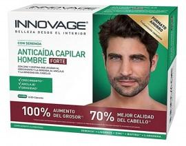 Innovage Potenciador Capilar Hombre Duplo, 2 x 30 capsulas