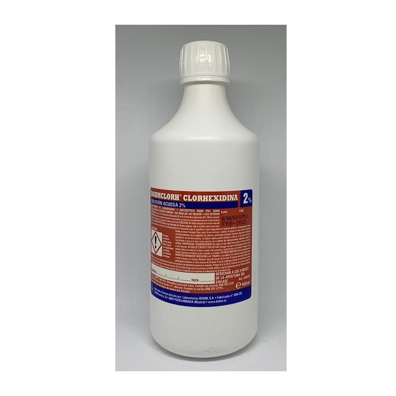 clorhexidina bohn 0,2%