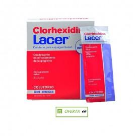 clorhexidina lacer monodosis 24 dosis