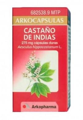 ARKOCAPSULAS CASTA¤O INDIAS 48 CAPS