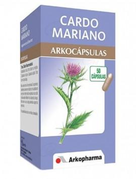 ARKOCAPSULAS CARDO MARIANO 300 MG 50 CAP