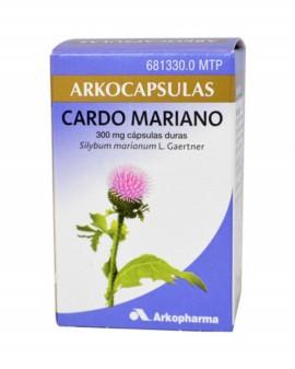 ARKOCAPSULAS CARDO MARIANO 300 MG 100CAP