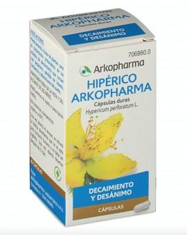 ARKOCAPSULAS HIPERICO medicamentos hierba de san juan