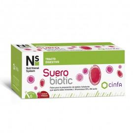 NS suerobiotic sabor fresa sobres
