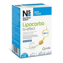 Ns Lipocarbo 60 comprimidos
