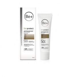 be+ skin protect anti manchas spf50+