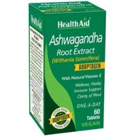 HEALTH AID ASHWAGANDHA 60comp.