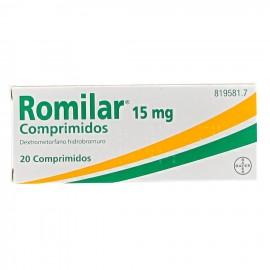Romilar comprimidos
