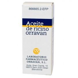 ACEITE RICINO ORRAVAN 30 ML.