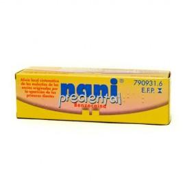 NANI PREDENTAL GEL 10 gr