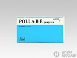 POLI A-B-E 30 Comprimidos...