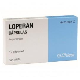 LOPERAN 10 CAPSULAS
