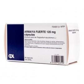 ARMAYA FUERTE 120 mg 96...