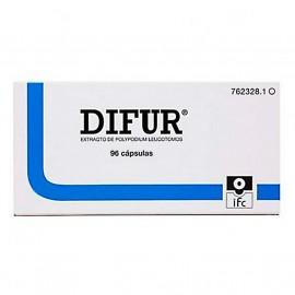 DIFUR 120 mg 96 CAPSULAS