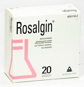 ROSALGIN 500 mg 20 SOBRES