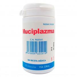 MUCIPLAZMA 50 capsulas