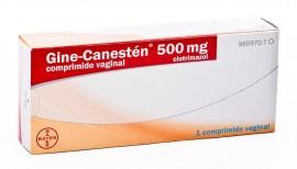 GINE CANESTEN 500 mg 1...