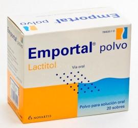 EMPORTAL 10 g POLVO PARA...