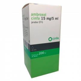 AMBROXOL CINFA 15 mg/5 ml...