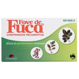 FAVE DE FUCA 40 comprimidos...