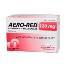 AERO-RED 120 mg 40...