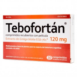 TEBOFORTAN 120mg 30...