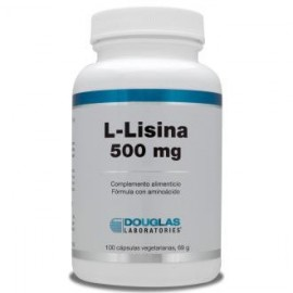 L-LISINA 500 mg. 100 cap.veg.