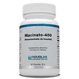NIACINATO-400 60cap.