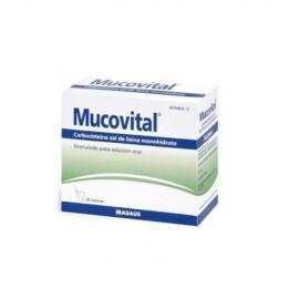 MUCOVITAL 20 SOBRES