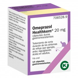 Omeprazol healthkern 20 mg...